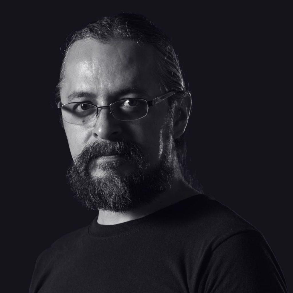 Retrato de Javier Avilés