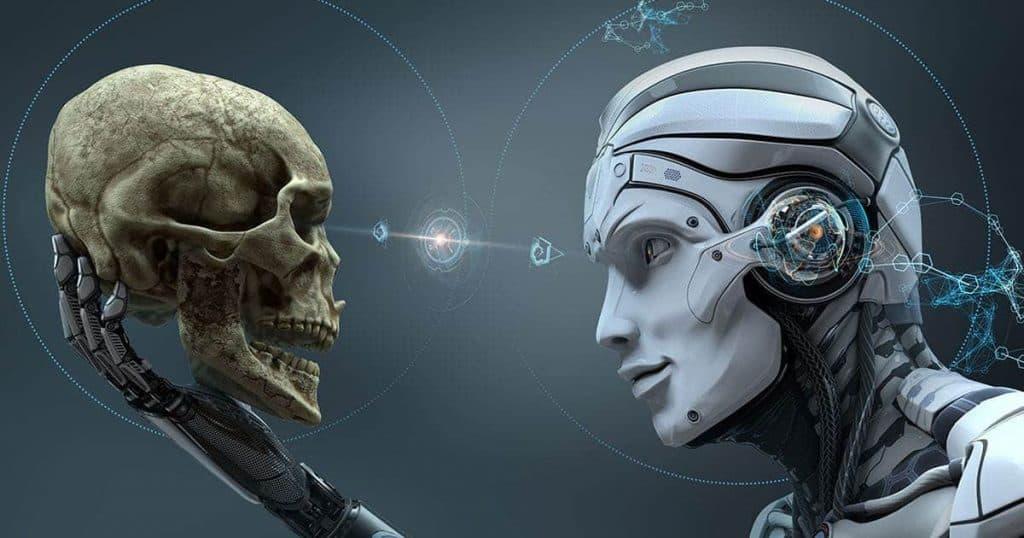 Los robots y la inteligencia emocional en el arte