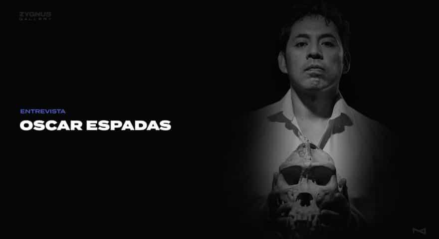 Oscar Espadas –Artista