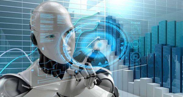 Robots y la inteligencia artificial