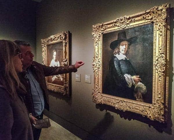 Exposición de Rembrandt