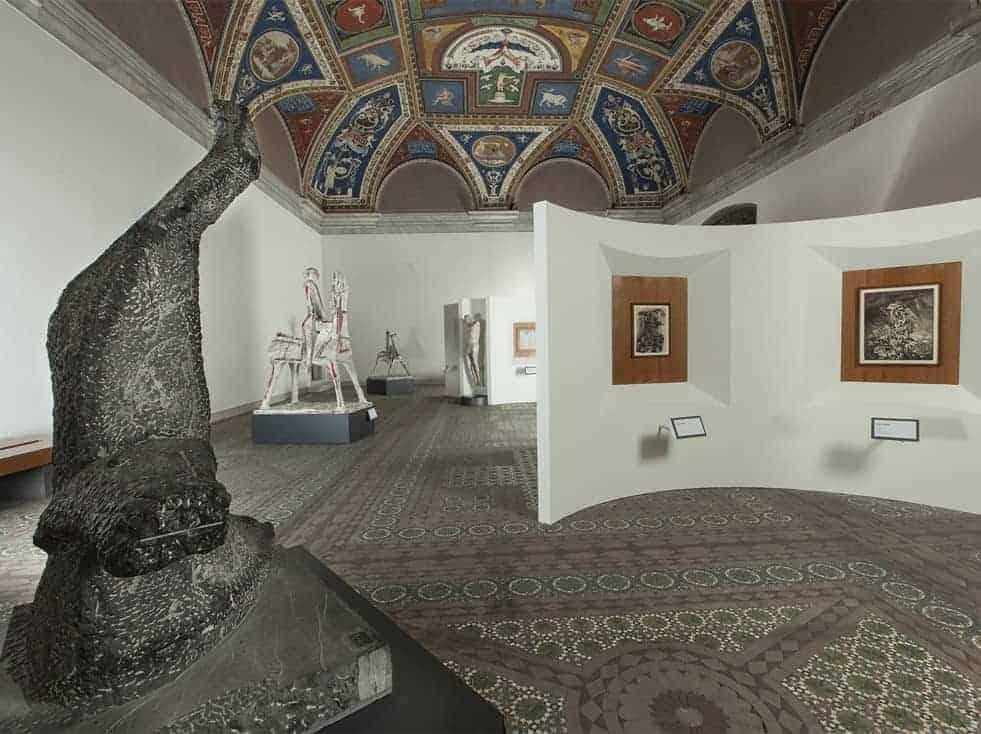 Arte Contemporáneo del Vaticano