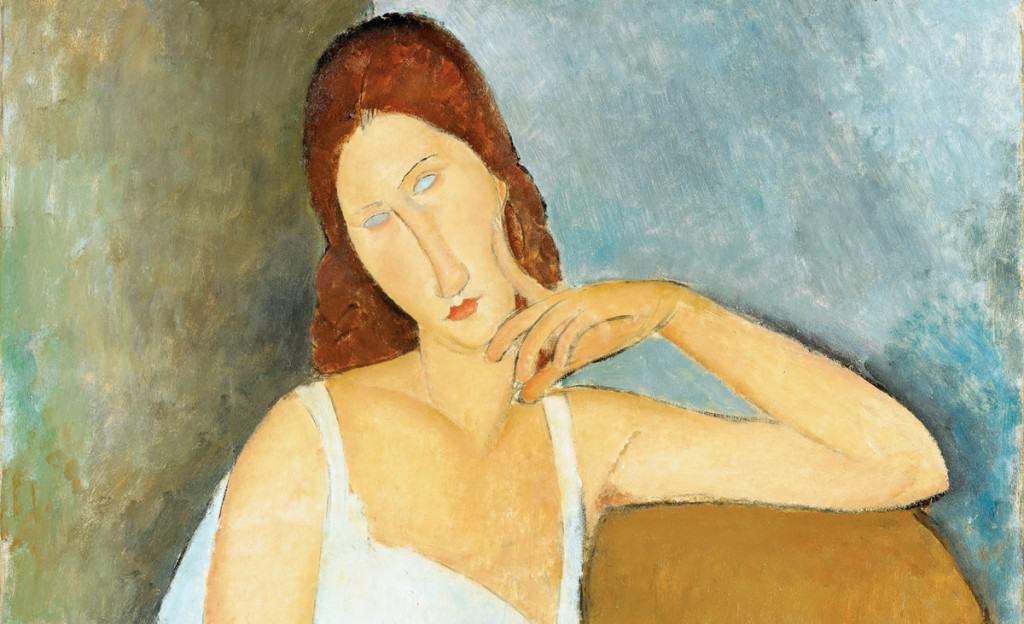 obras cuadros Modigliani