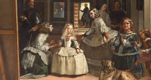 El perro de las meninas