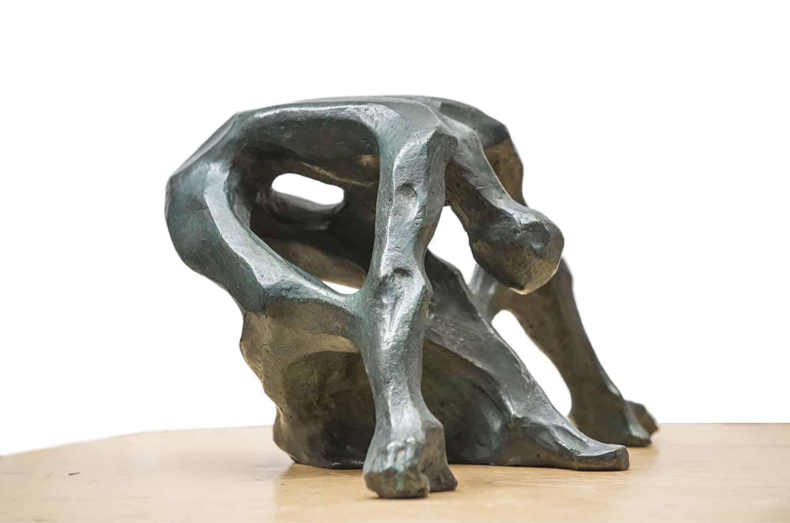 Victor Gutiérrez – Hombre Abstracto