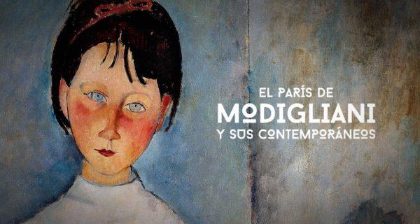 El París de Modigliani y sus contemporáneos