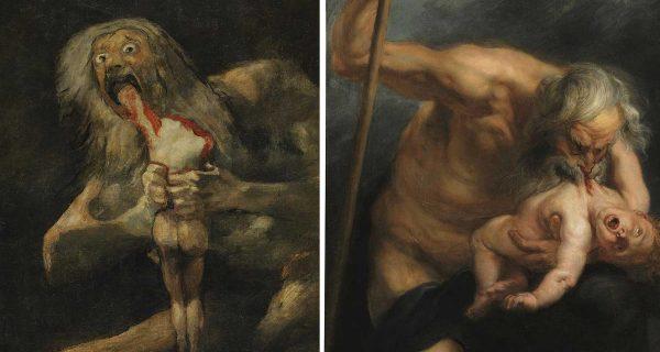 pinturas tenebrosas