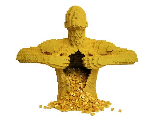amarillo lego