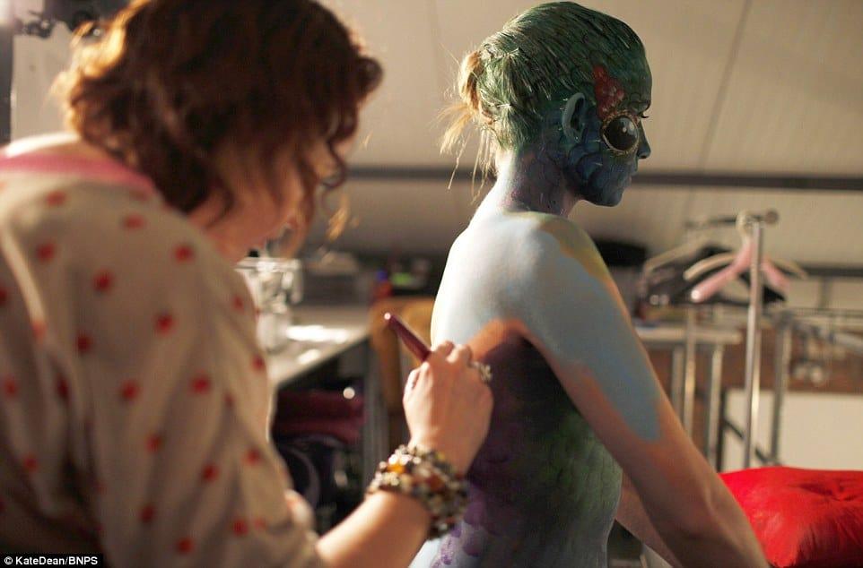 body paint culturainquieta10