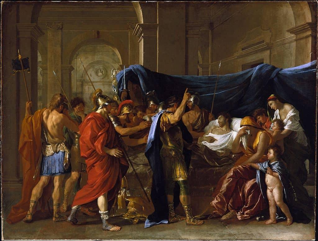 1024px nicolas poussin la mort de germanicus